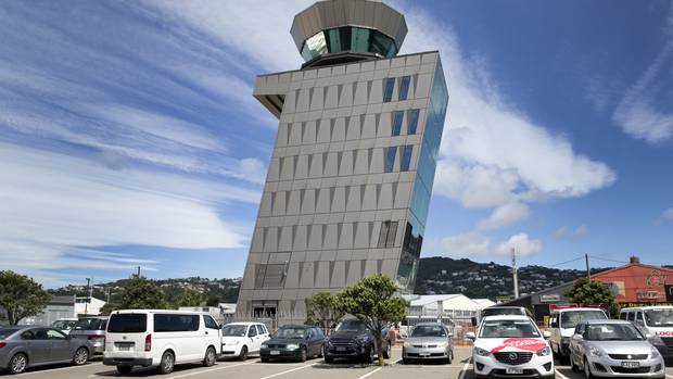 Airport control towers Wellington2