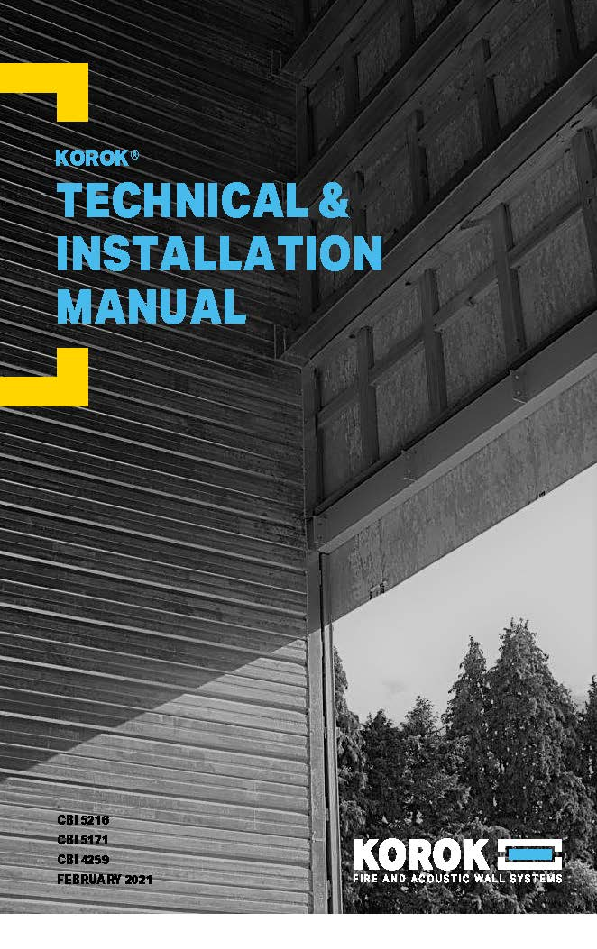 KOROK Technical & Installation Manual